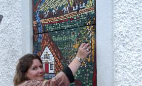 Newtonmore Hall mosaics