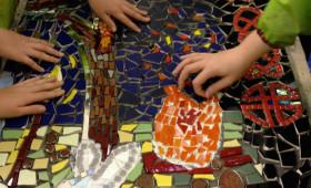 Mosaics in schools