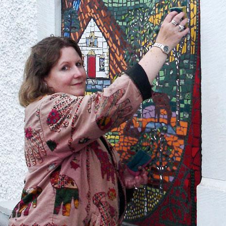 Sally Purdy Mosaic Artist